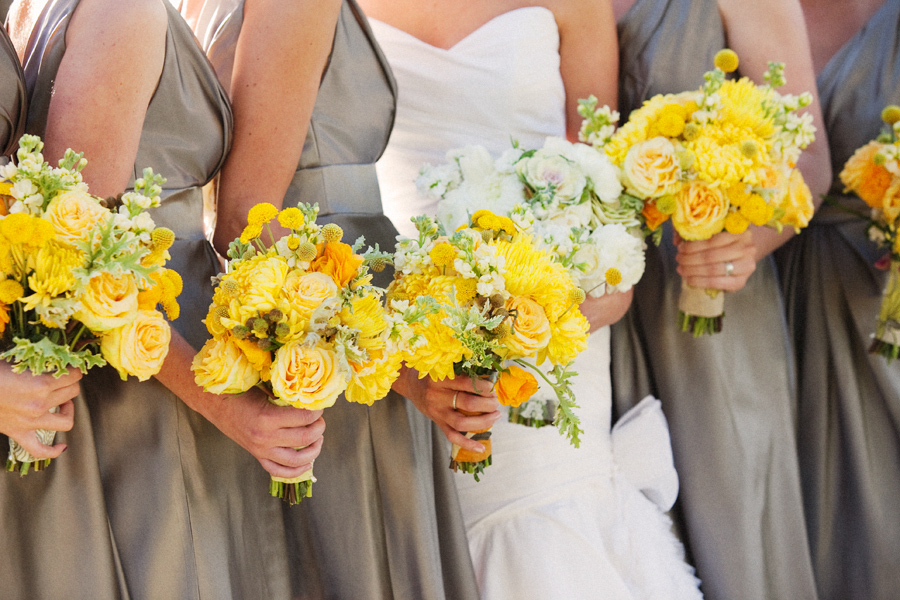 gray-and-yellow-dresses