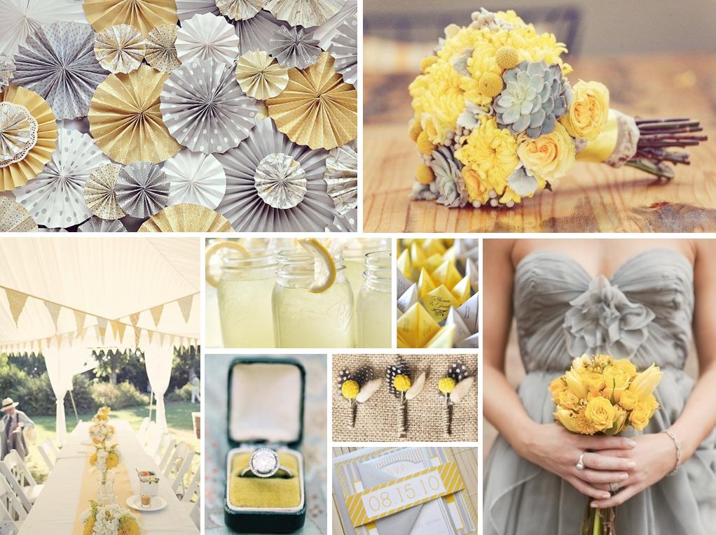 grey-and-yellow-wedding
