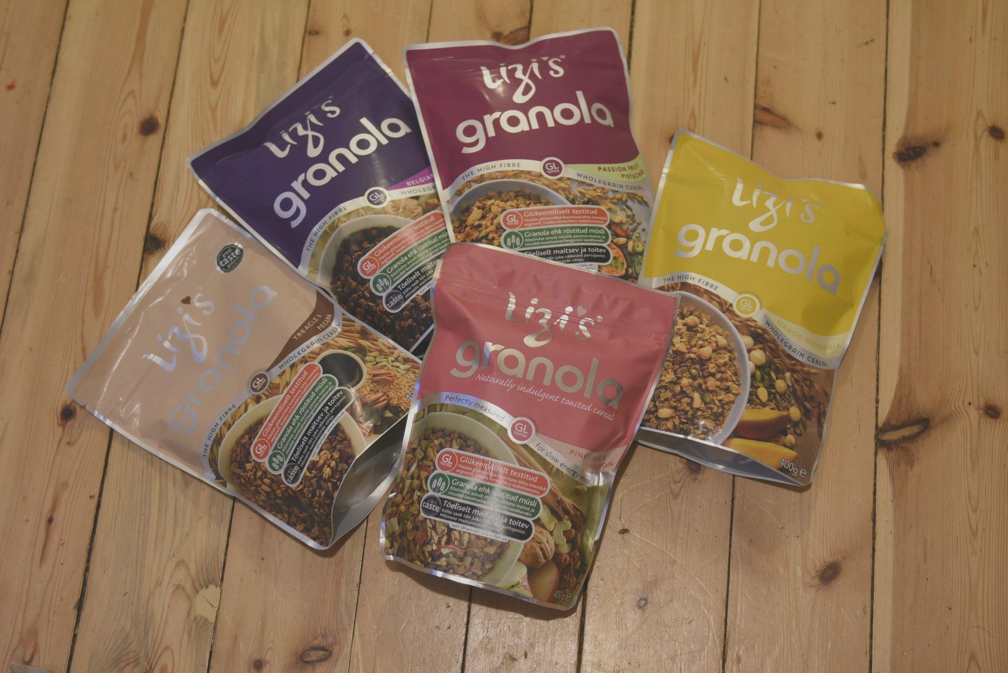 granolad