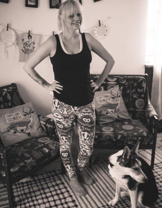 2e8d6ea9129 Ma läksin sünnitama 75 kiloga ja kui ma ennast eelmine esmaspäev kaalusin,  ehk siis kolm päeva peale sünnitust, näitas kaalunumber ...