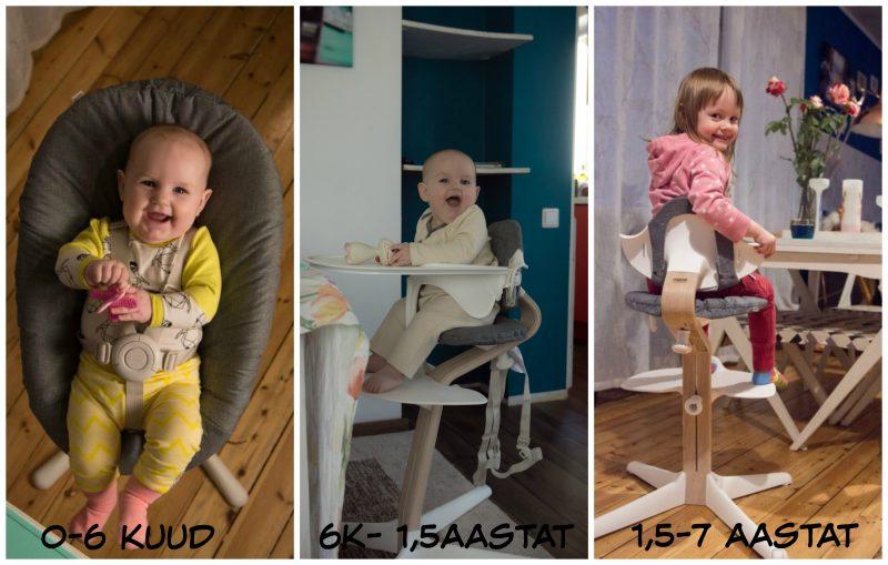 df6e09ee4fc Britt kirjutas mingi aeg naljaka postituse teemal, kuidas beebile ei lähe  TEGELIKULT midagi tarvis peale tisside ja puukulbi, et ta õnnelik oleks ja  ma võin ...