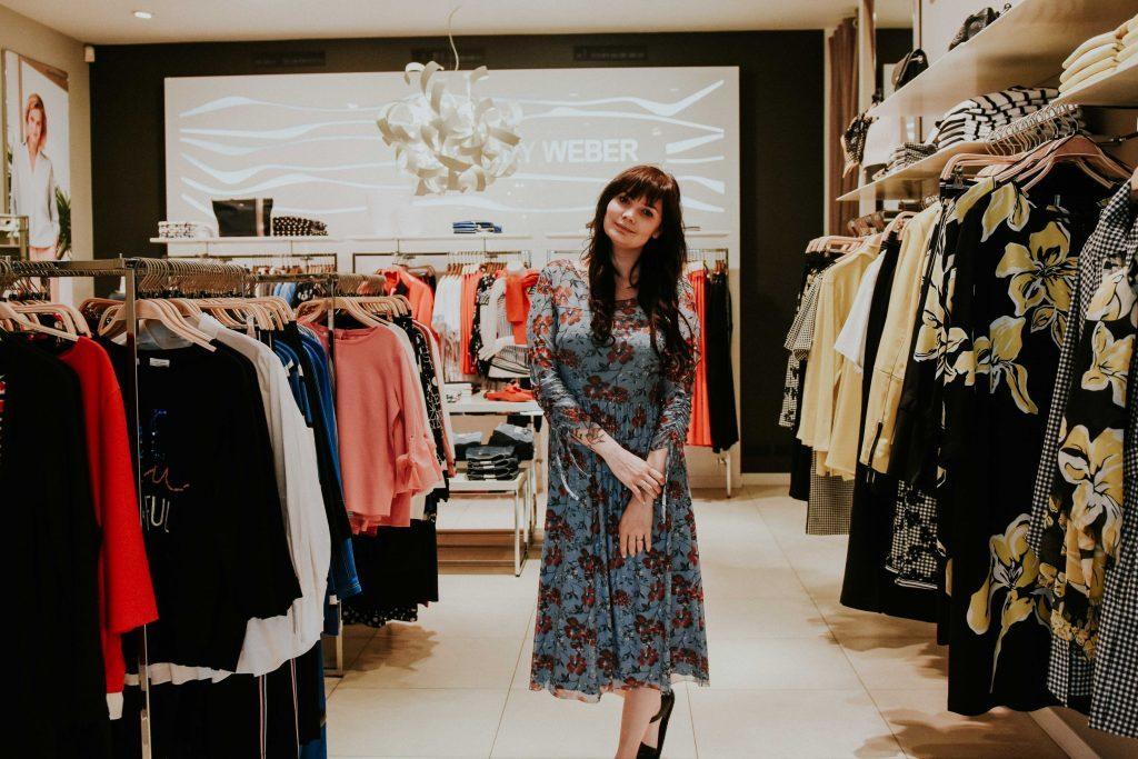 3ff793855da Selle kleidiga olin väga kahevahel – mega mugav, pehme materjal, selline  mõnus ja maalähedane. Ainuke, mis ei meeldinud, oli pikkus.